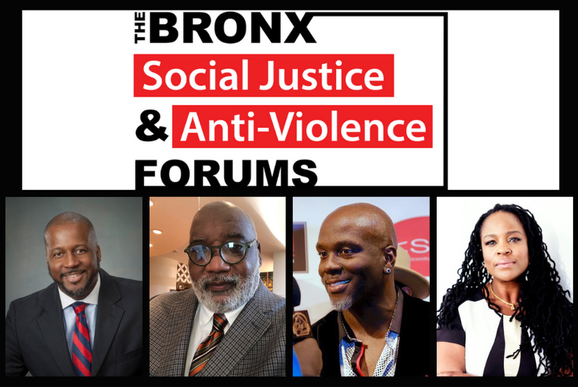 Bronx Social Justice Anti-Violence Forums: March 4th