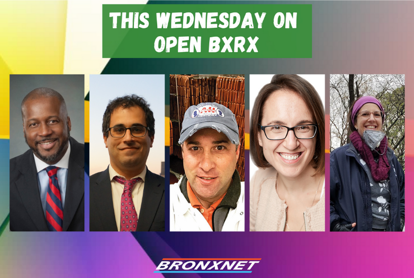 OPEN BXRx: May 13th
