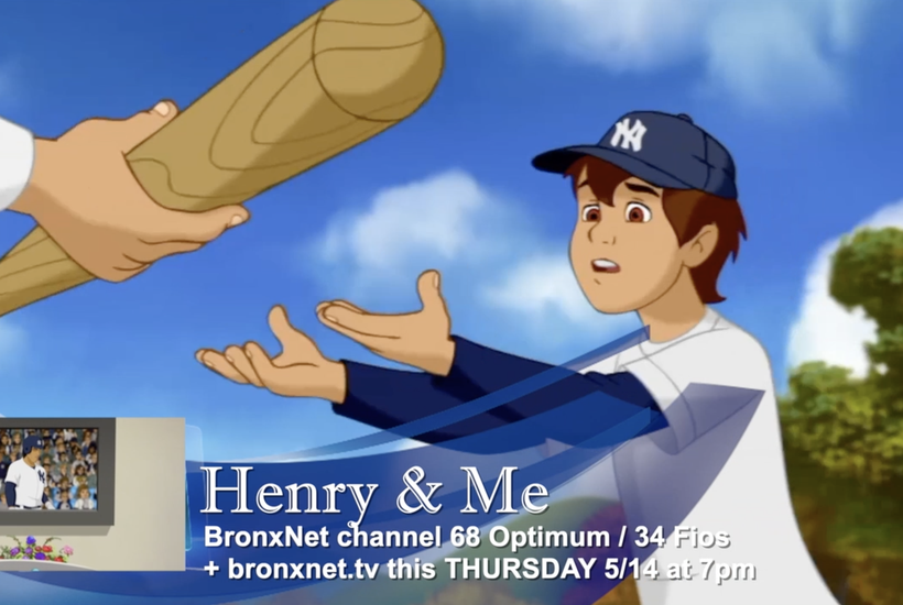 TV Premiere of Henry & Me