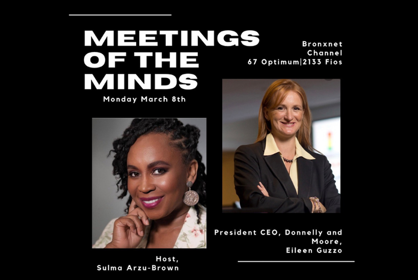 Meeting of the Minds: Eileen Guzzo