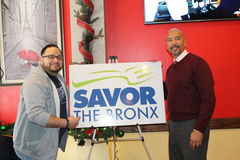 Savor the Bronx 2020