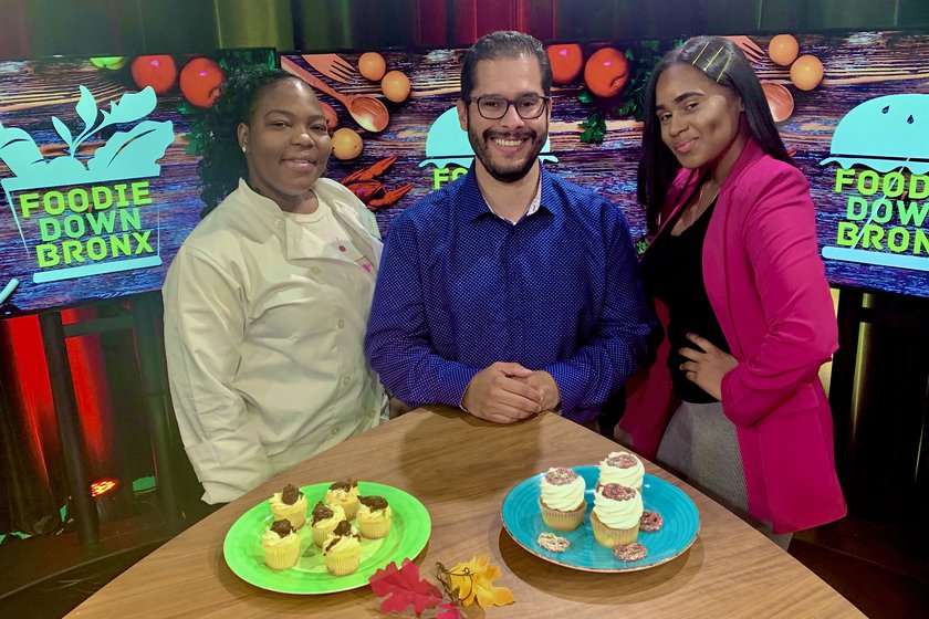 Foodie Down Bronx: UpCake & Made By Kay